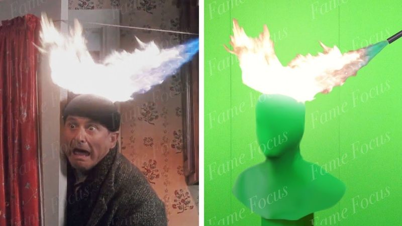 Home Alone Without CGI Special Effects Breakdown