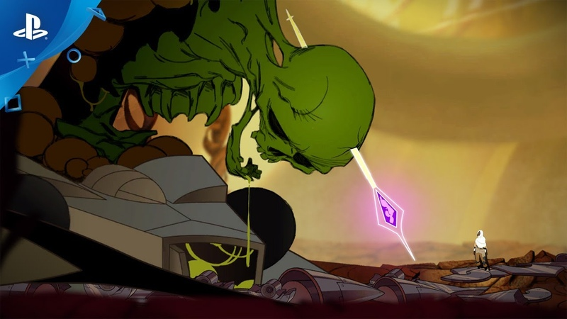 Sundered Launch Trailer Resist or Embrace PS4