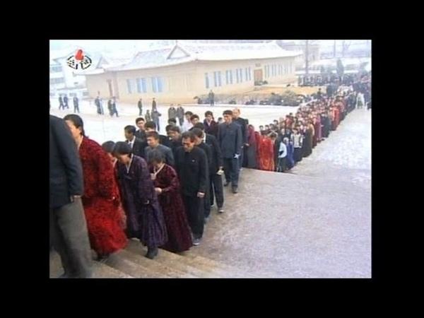 Choro e frio na Coreia do Norte