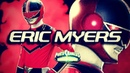 Power Rangers Legacy Wars Time Force Eric Myers Quantum Ranger Moveset Fanmade