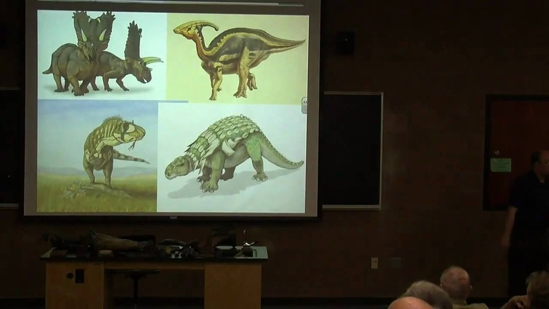 Colorado's Dinosaurs Mesazoic History - Lyle Carbutt