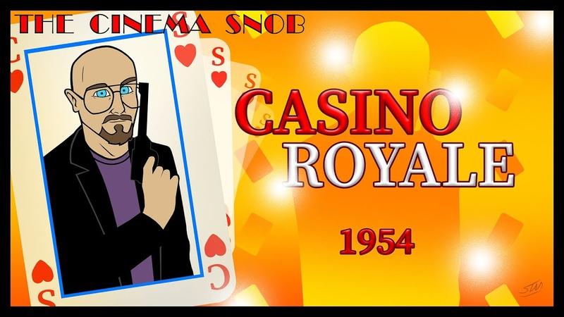 Casino Royale 1954 The Cinema Snob