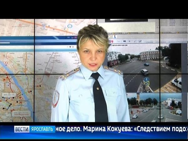 В Ярославле задержали автомобильного поджигателя
