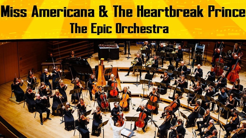 Taylor Swift - Miss Americana And The Heart Break Prince | Epic Orchestra