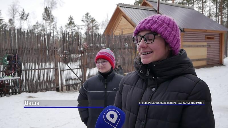 В Северобайкальске с помощью ТОС открыли казачью станицу