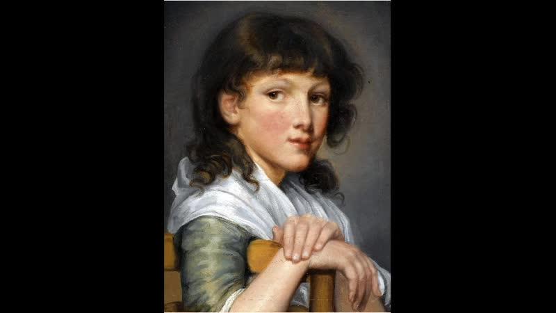 Жан Батист Грёз Jean Baptiste Greuze 1725 1805 vol 3