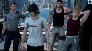 Final Fantasy XV, 100% прохождение, часть 56
