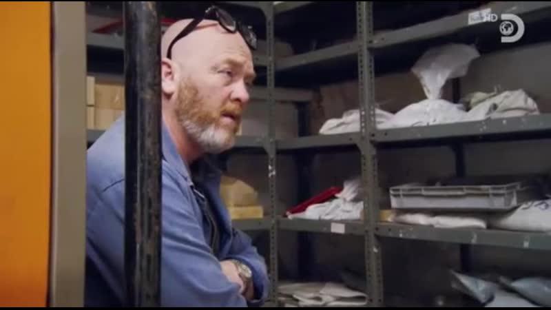 Охотники за старьем 13 сезон 5 серия