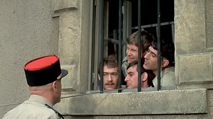 Новобранцы идут на войну 5 matti vanno in guerra Les bidasses s'en vont en guerre 1974 ozv