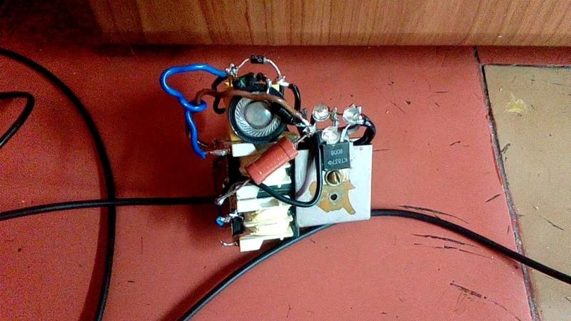 Маячок на фотоэлементе от садового фонарика. Со светодиодной и звуковой индикацией. Схема
