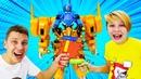 Игры гонки для мальчиков Прокачиваем Монкарт Лео Новые видео с машинками