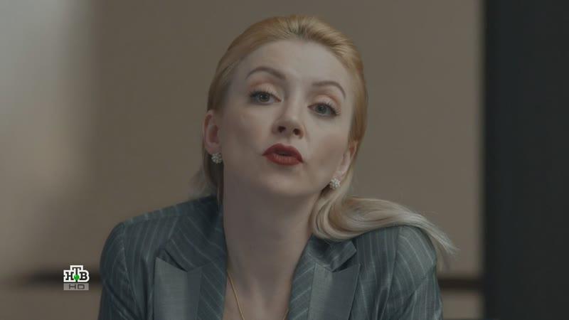 Хорошая жена Анастасия Сова Егорова в серии Двенадцать разгневанных присяжных для НТВ