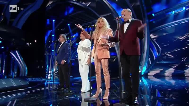 Ricchi e Poveri - L'ultimo amore - La prima cosa bella - Che sarà (Sanremo 2020)