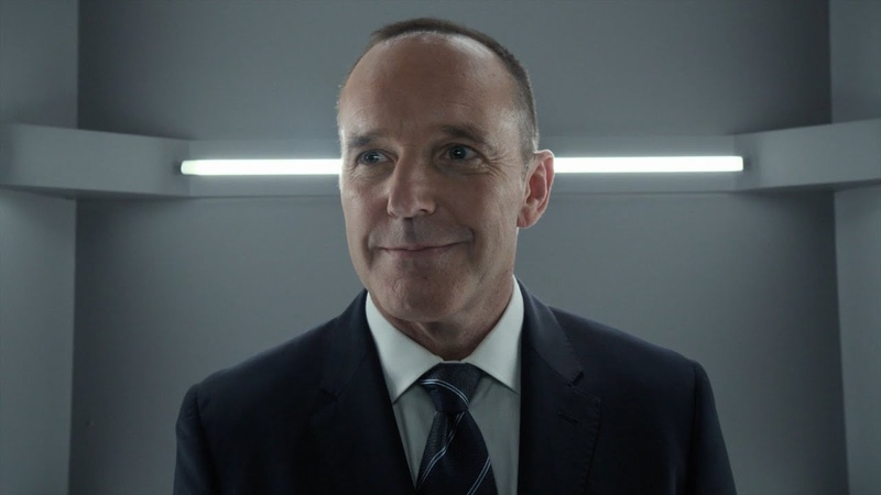 Phil Coulson is Back As An LMD - Agents of S.H.I.E.L.D 6x13 Ending Scene