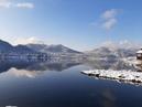Горный Алтай Телецкое озеро Артыбаш Ноябрь