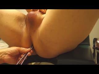 Трахнула огурцом slave boy electro torture fisting grill tongs nurse doctor