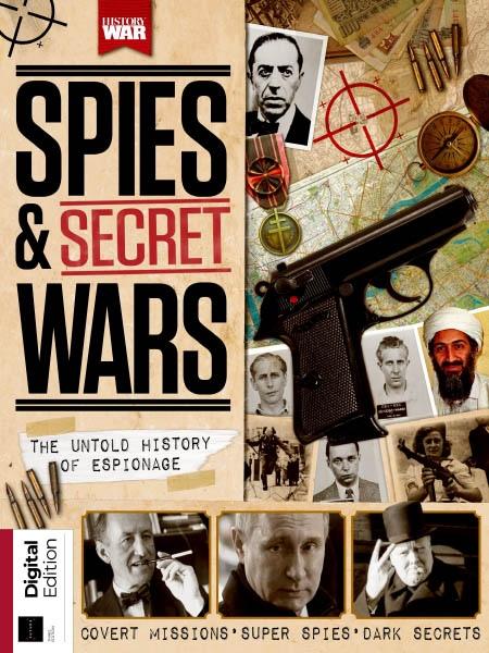 History of War Spies & Secret Wars Ed3 2019