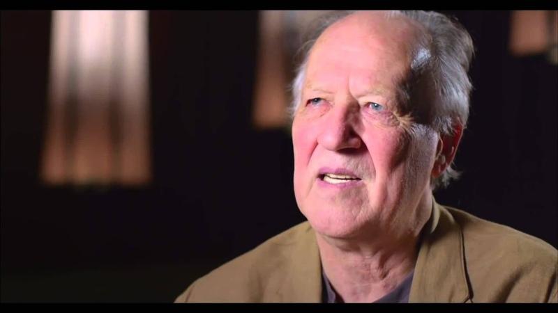 Werner Herzog on Filmmaking