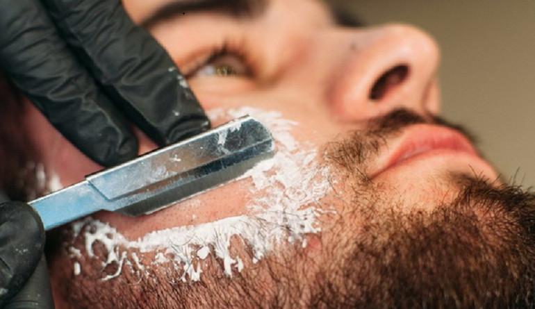 Что такое королевское бритье и как оно происходит?   ВКонтакте
