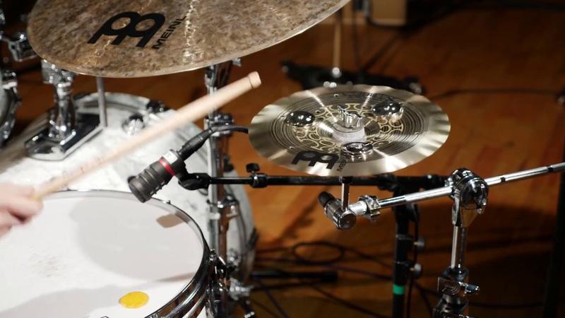 Meinl Cymbals GX-10FCH-J Generation X 10 Jingle Filter China Cymbal