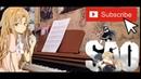 Kokoro At our parting SAO piano version