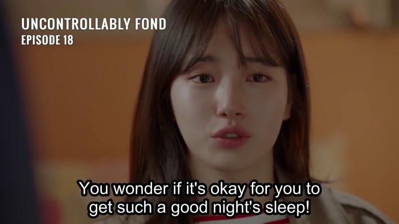 Bae Suzy's best acting scenes in UF drama