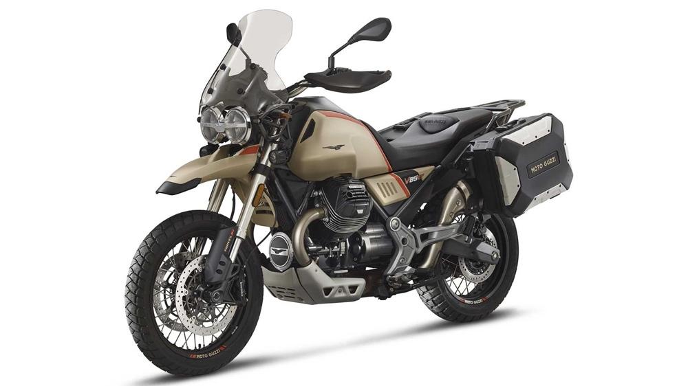 Турэндуро Moto Guzzi V85 TT Travel 2020