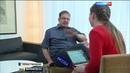 Вести в 20:00 • Опасный разговор: автор фильма о допинге угрожал корреспонденту Вестей