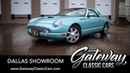 2002 Ford Thunderbird Hardtop Convertible For Sale Gateway Classic Cars Dallas 1222