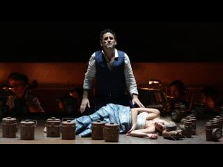 C.W. Gluck - Orphée et Eurydice - Juan Diego Flórez / Christiane Karg / Fatma Said - Hofesh Shechter Co - La Scala, Milan - 2018