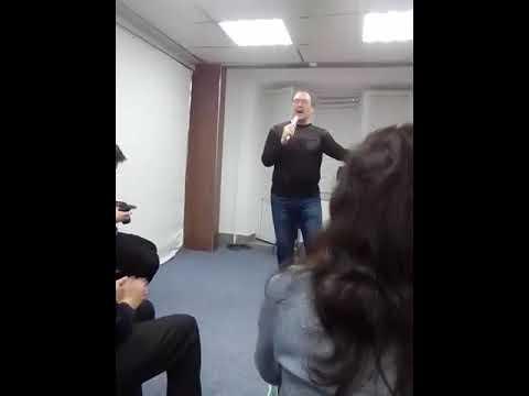 Выступление Алексея Кулешова с песней Как хорошо быть мужиком