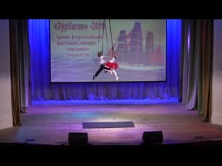 """Студия """"Виктория"""" при ОСК цирк """"Каскад""""."""