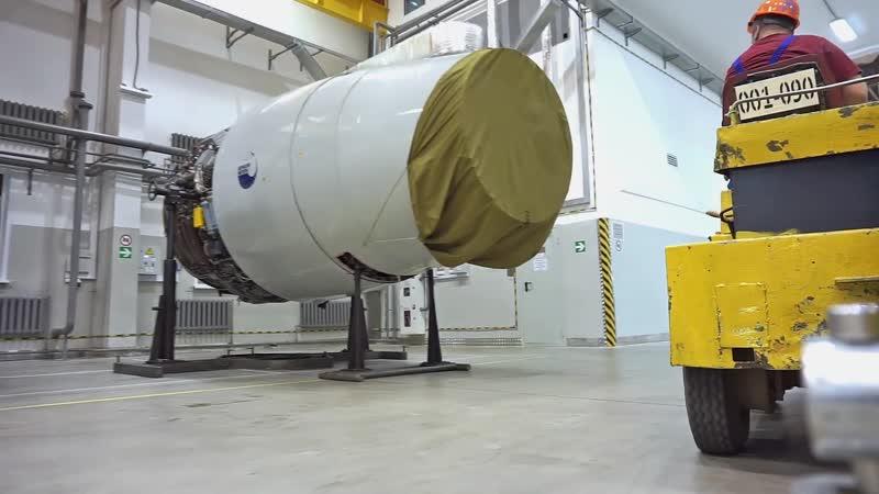 Первые двигатели ПД-14 прибыли на ИАЗ для установки на МС-21