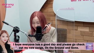 [Sound K] A Surprise Call 📞 from ROSÉ of BLACKPINK! 🖤💖