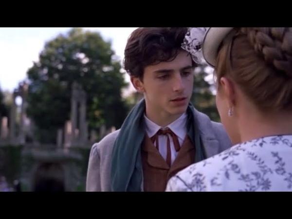 Amy Laurie garden scene (HD) - Little Women
