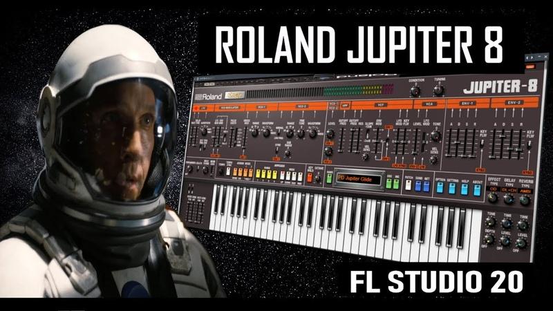 ROLAND JUPITER 8 VST