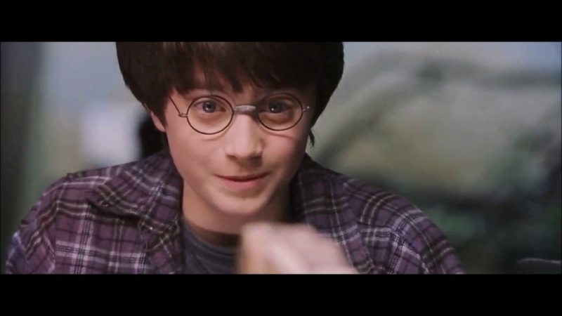 At the Zoo Harry Potter The Philosopher's Stone Learn English with Movies