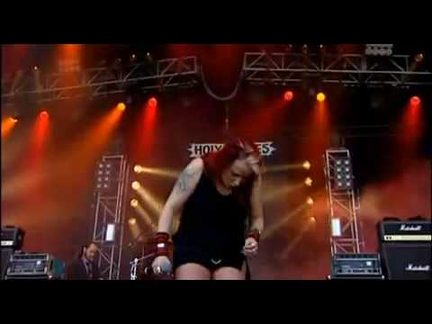 Holy Moses - Nothing For My Mum 2003 Live at Wacken