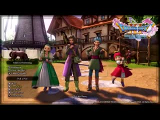 Dragon quest xi s echoes of an elusive age — definitive edition