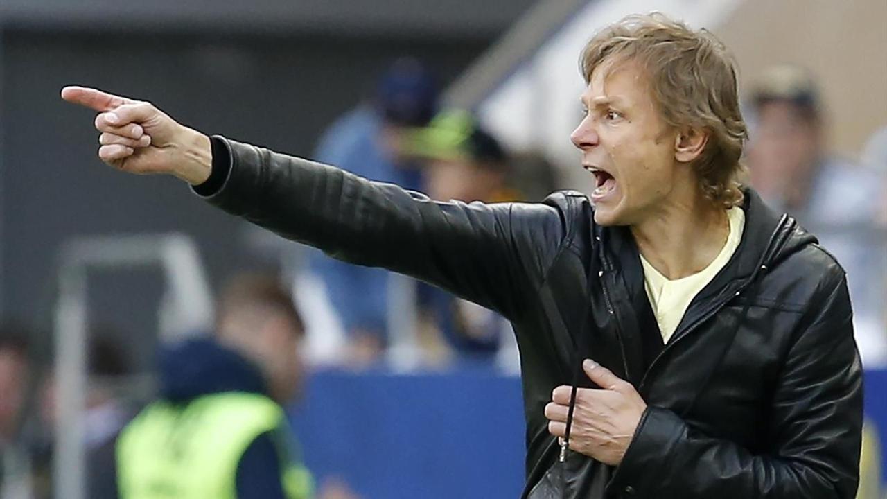 Валерий Карпин главный тренер ФК Ростов