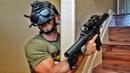 Будущее рядом - стрельба из-за угла с камерой на оружии | Разрушительное ранчо | Перевод Zёбры