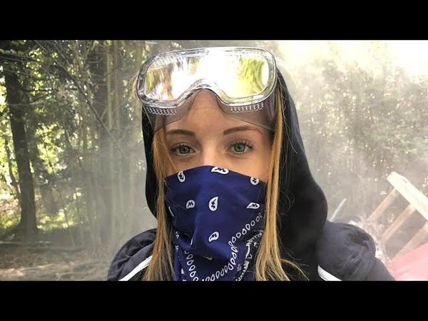 Морин Лавойер - дублерша Фрейи Аллан в сериале Ведьмак.