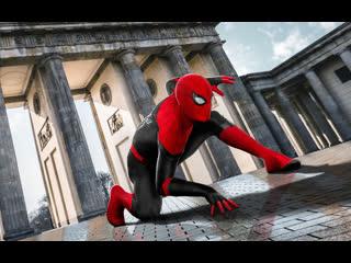 человек паук 2 фильма