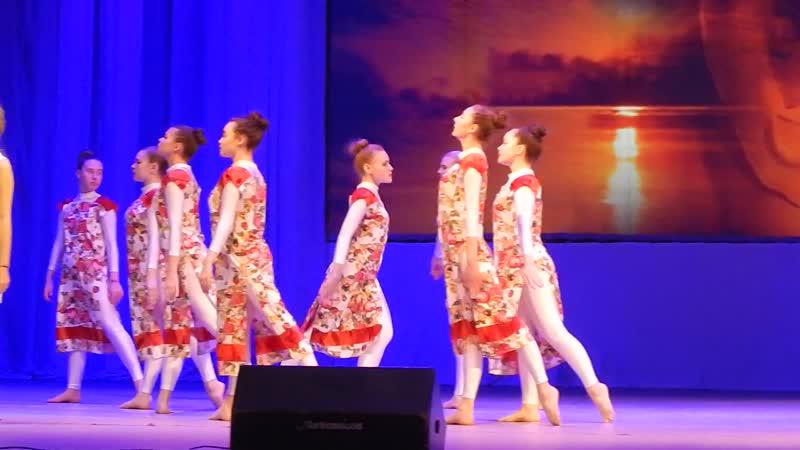 Елена и Любава Никитины Театр танца Кредо Богомолица