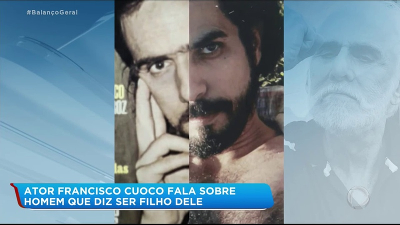 Carlos Machado ajuda homem que afirma ser filho biológico de Francisco Cuoco