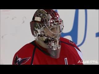 Semyon Varlamov Save Of The Playoffs on Sidney Crosby 5-2-09 HD