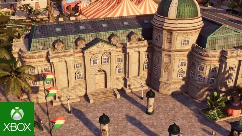 The Llama of Wall Street DLC Launch Trailer