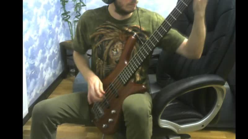 Bass cover Kita Shuuhei Sekai no Hate ni Kimi ga Ite mo