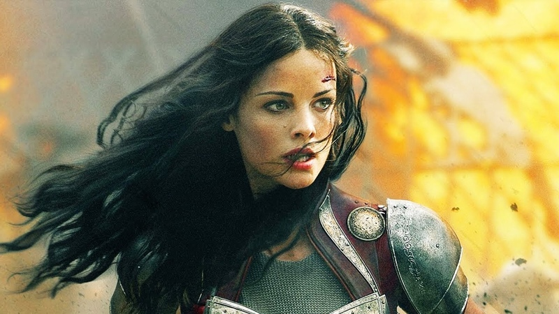 All Scenes Lady Sif
