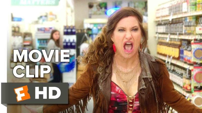 Bad Moms Movie CLIP - Grocery Store (2016) - Milas Kunis Movie